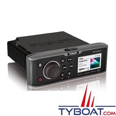 Fusion - lecteur Ipod AM/FM/unidock /BT/USB/NMEA/Ethernet - 280 W - MS-UD755