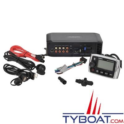 FUSION - PACK BLACK - BOX 300 - Sytème audio BB300R avec télécommande FUS-NRX200i
