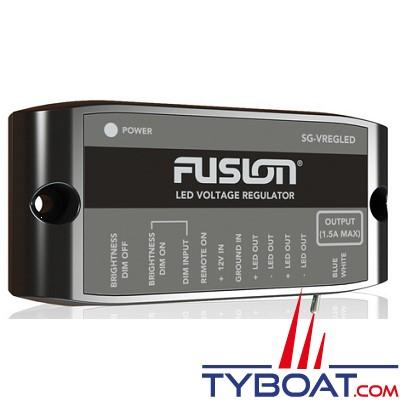 Fusion - Régulateur de tension pour les leds des haut-parleurs Signature - SG-VREGLED