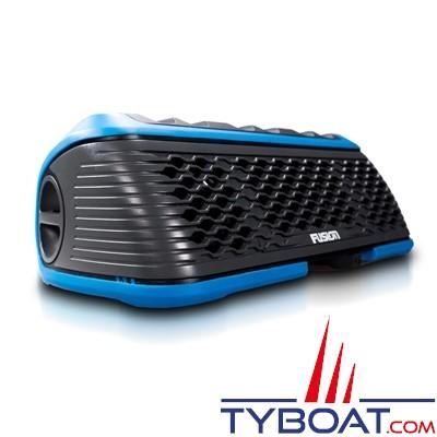 Fusion - Stéréo Active marine portative étanche et flottante - AM/FM/USB/BLUETOOTH - IPX7 - Bleu