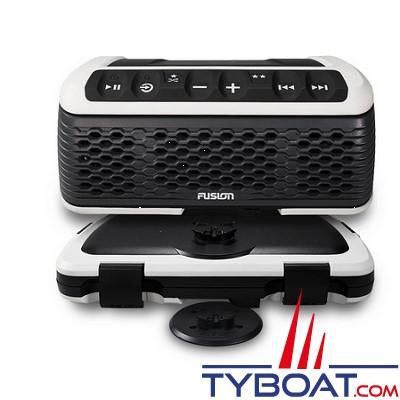 Fusion - Système stéréo portable étanche et flottant - Stéréo Active - Blanc