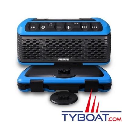Fusion - Système stéréo portable étanche et flottant - Stéréo Active - Bleu