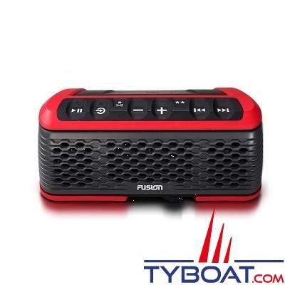 Fusion - Système stéréo portable étanche et flottant - Stéréo Active - Rouge