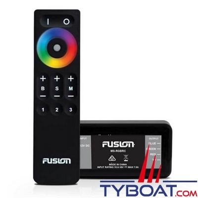 Fusion - Télécommande contrôle Leds pour série SIGNATURE - MS-CRGBWRC