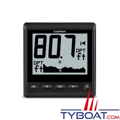 GARMIN - Afficheur numérique GNX 20 - NMEA2000 / NMEA0183 - Affichage noir / fonc blanc