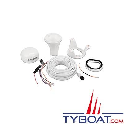 GARMIN - Antenne GPS 19x HVS - NMEA0183 - 32 canaux - Rafraichissement 10 Hz