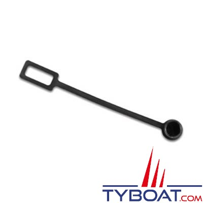 GARMIN - Bouchon de protection caoutchouc, câble NMEA 0183
