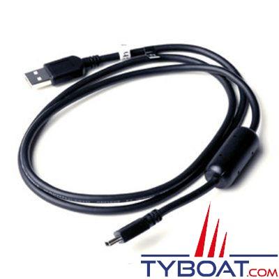 GARMIN - Câble PC/USB  (Foretrex/Etrex/GPS 72H/GPSMAP 76Cx/GPSMAP 76CSx/GPSMAP 78/GPSMAP 78s et AIS 600)