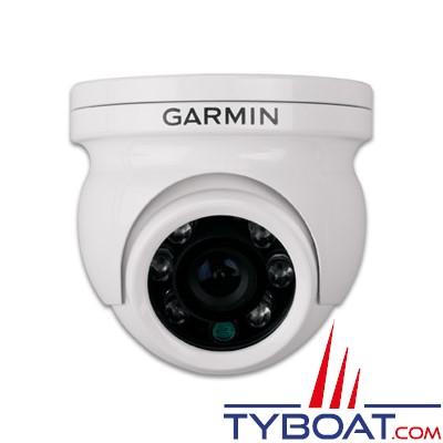 GARMIN - Caméra marine GC10 - PAL - Mode jour/nuit automatique - IP66 (image inversée)