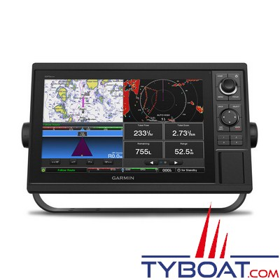 GARMIN - Lecteur de cartes et combiné GPS - GPSMAP 1222.