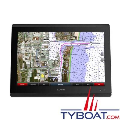 GARMIN - Lecteur de cartes et combiné GPS - GPSMAP 8417 - Ecran 17