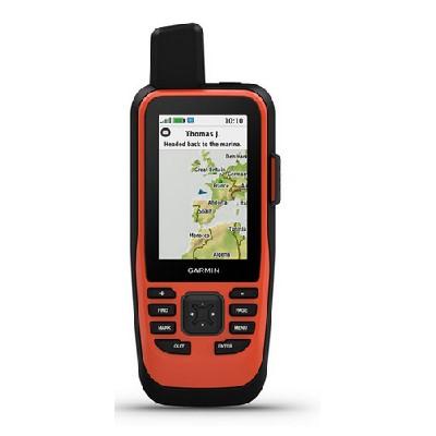 GPSMAP® 86i - GPS portable de communication textuelle par satellite inReach®