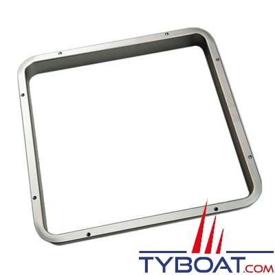 Gebo - cadre intérieur aluminium pour panneau de pont sans épaulement 410x410