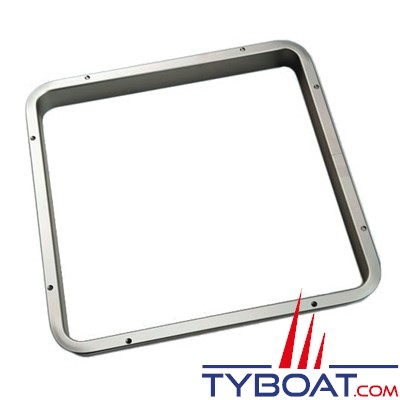 Gebo - cadre intérieur aluminium pour panneau de pont sans épaulement 500x500