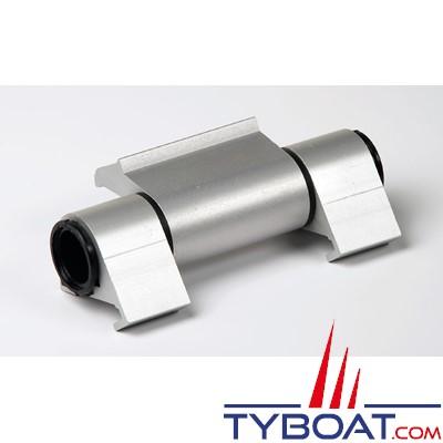 Gebo - Charnière 15mm gauche