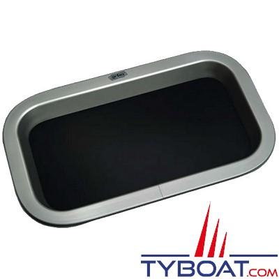 Gebo - Hublot standard rectangulaire fixe 375x175