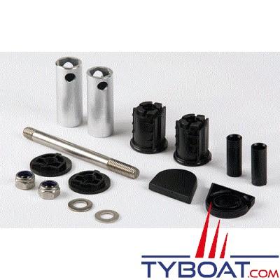 GEBO - Kit réparation pour charnière de 10 mm