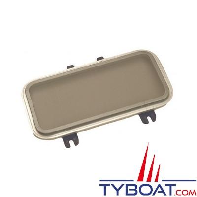 GEBO - Moustiquaire pour hublots standards rectangulaire 375x175