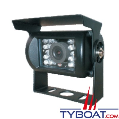 Genois - caméra de recul avec son et effet miroir