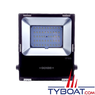 Génois - Projecteur extra plat LED 24Volts 50 Watts