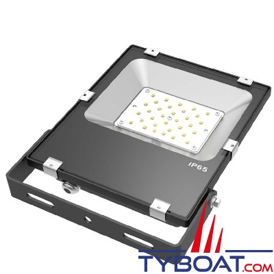GENOIS - Projecteur LED étanche IP65 230VAC 30W