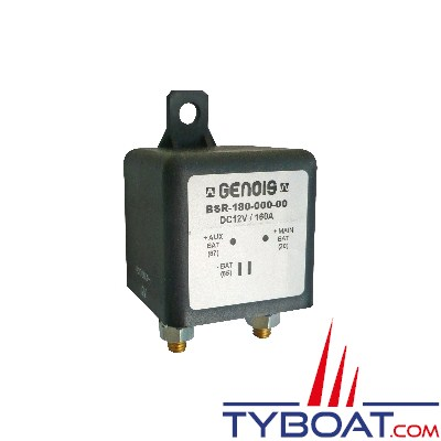 GENOIS - Séparateur de batterie 12 Volts 160 Ampères
