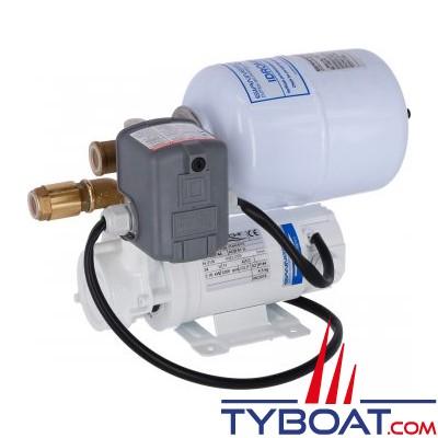 Gianneschi - Groupe d'eau Idromini - 22 Litres/minute - 12 Volts - réservoir 2 litres - ACB61G