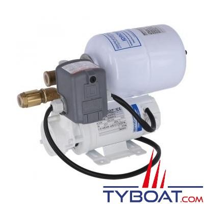 Gianneschi - Groupe d'eau Idromini - 2.2 bars/0,15 kW - 22 Litres/minute - 24 Volts - réservoir 2 litres - ACB61G