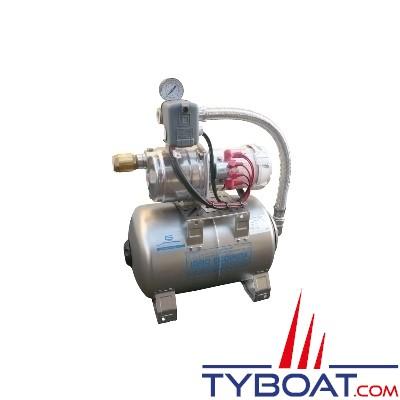 Gianneschi - Groupe d'eau EcoInox2 - ballon inox -3,5 bars/0,45 kW - 230/400 Volts