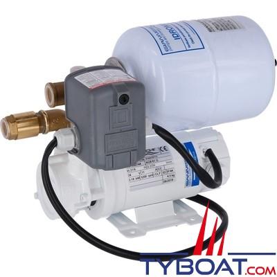 Gianneschi - Groupe d'eau Idromini - 3 bars/0,37 kW - 50 Litres/minute - 24 Volts - réservoir 5 litres - ACB80E