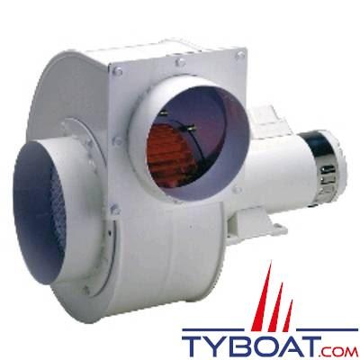 Ventilateur centrifuge 12v