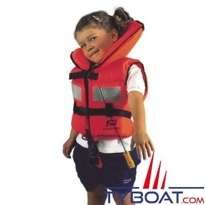 gilet de sauvetage enfant plastimo baby 100n 3 10 kg plastimo 63743 tyboat com. Black Bedroom Furniture Sets. Home Design Ideas