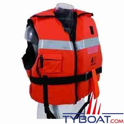 Gilet de sauvetage For Water Brest 150N - 60 à 90 Kg