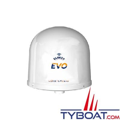 Glomex - Antenne WebBoat 4G Plus EVO