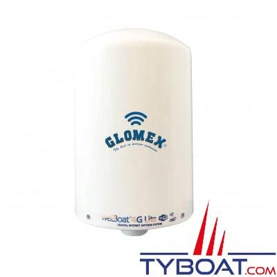 Glomex - Antenne WebBoat internet - 4G lite