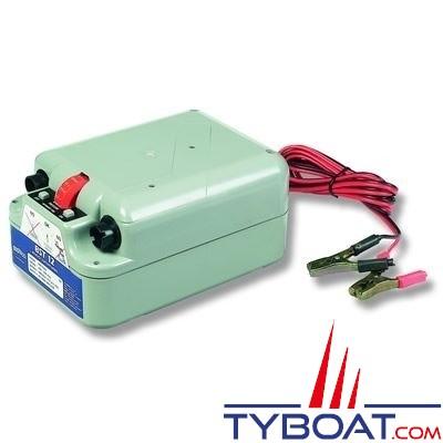 Gonfleur électrique Bravo SUPERTURBO 12 Volts 300 mbar