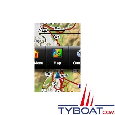 GPS portable Garmin GPSMAP 78 étanche et flottant
