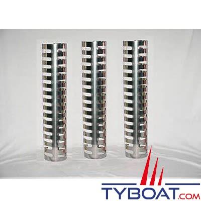 Grille de protection pour chauffage REFLEKS Ø 70mm - longueur 0,5 mètre