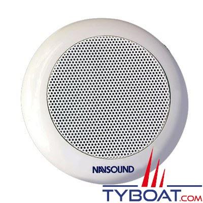 NAVSOUND - Grille de rechange pour haut-parleur Fugue - Blanc