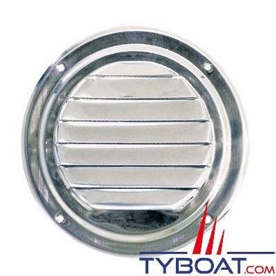 Grille de ventilation Plastimo inox 304 ronde Ø 152 mm