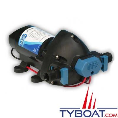 Groupe d'eau Jabsco 31395-0394 PAR-MAX 2,9 24v 10,9L pression 40 PSI