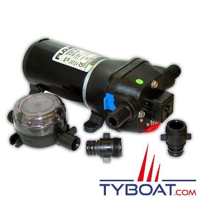 Groupe d'eau sous pression Flojet 4325 24 Volts 17 Litres/minutes