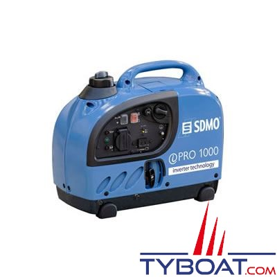 Groupe électrogène SDMO PRO 1000 1000 Watts Inverter moteur Yamaha