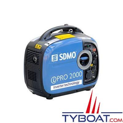Groupe électrogène SDMO PRO 2000 2000 Watts Inverter moteur Yamaha