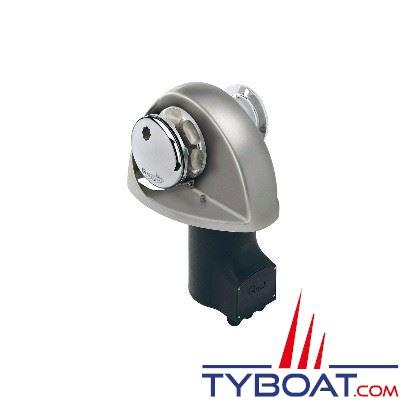Guindeau Quick Eagle 1400 watts 12 volts barbotin chaîne Ø 8 mm avec poupée