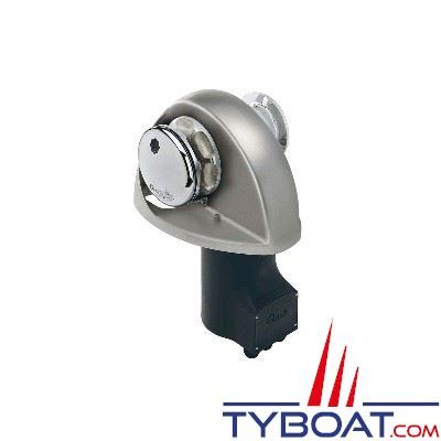 Guindeau Quick Eagle 1400 watts 24 volts barbotin chaîne Ø 10 mm avec poupée