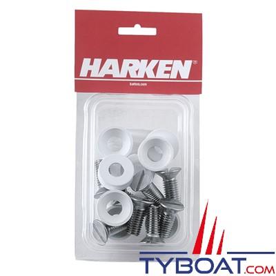 HARKEN - Kit vis et rondelles de poupée (B16 - B46) - BK4518
