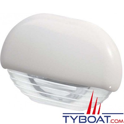 Hella - Easy Fite - éclairage de courtoisie Led ou pour marche Habillage blanc, lumière blanche