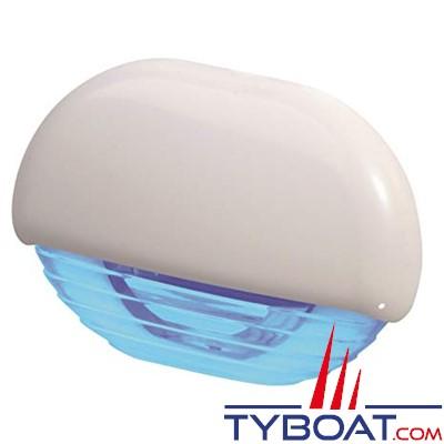 Hella - Easy Fite - éclairage de courtoisie Led ou pour marche Habillage blanc, lumière bleue