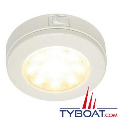 HELLA - Plafonnier à LED à interrupteur